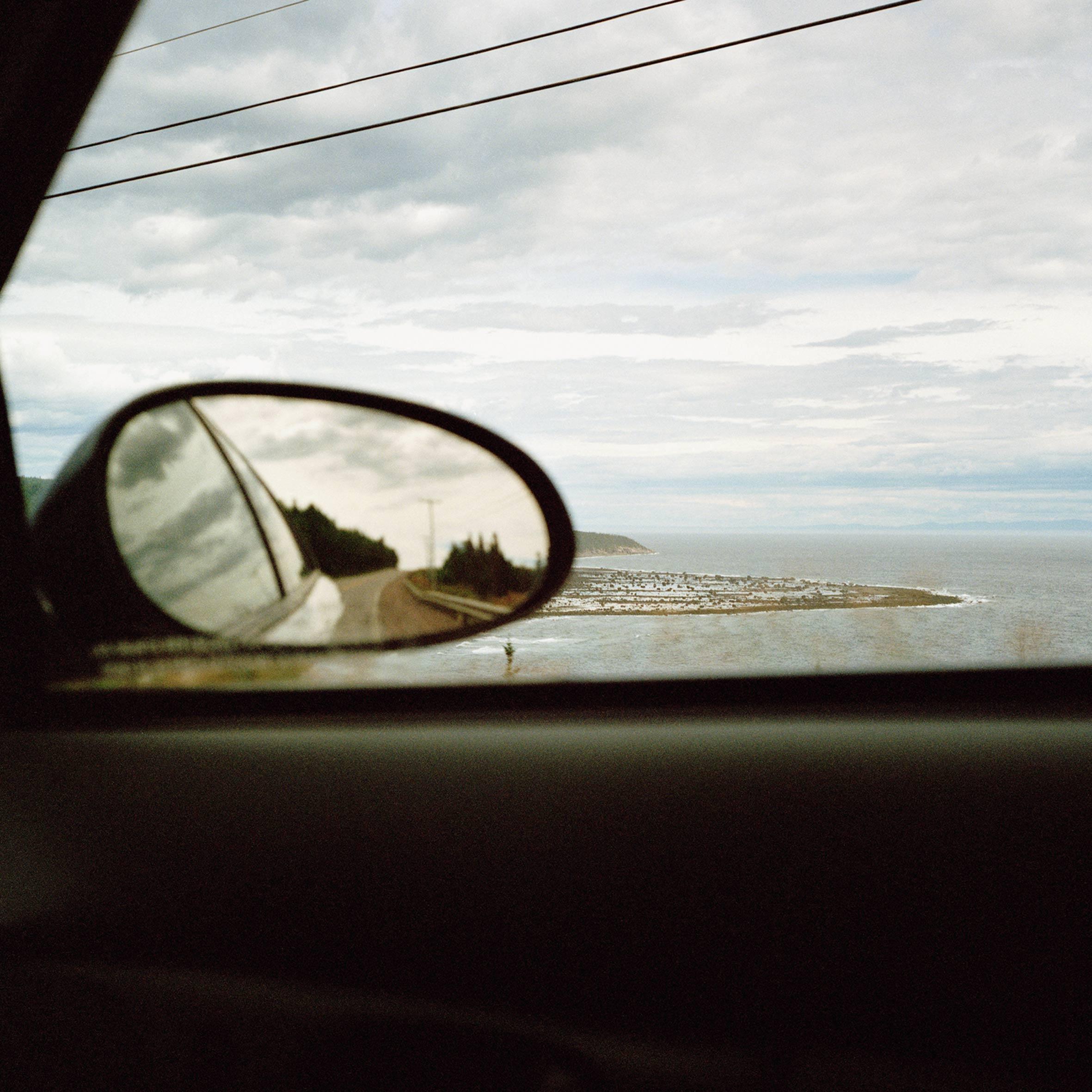 marcher créer, périple autobiographique, territoire du Labrador au Québec, portrait de famille, paysage urbain, paysage périurbain et paysage de la campagne
