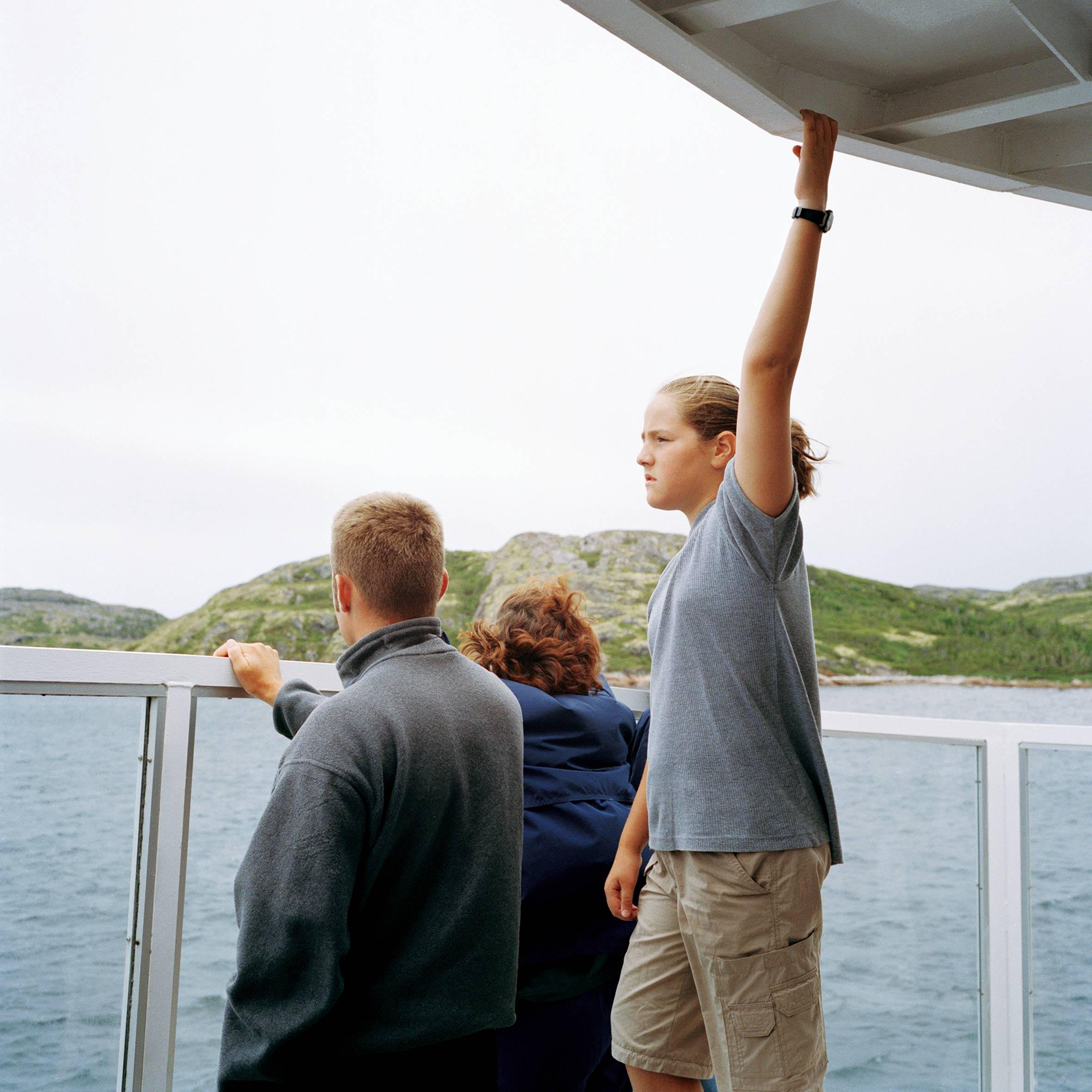 marcher créer, périple autobiographique, territoire du Labrador au Québec, paysage, bateau, mer, fleuve, voyageurs