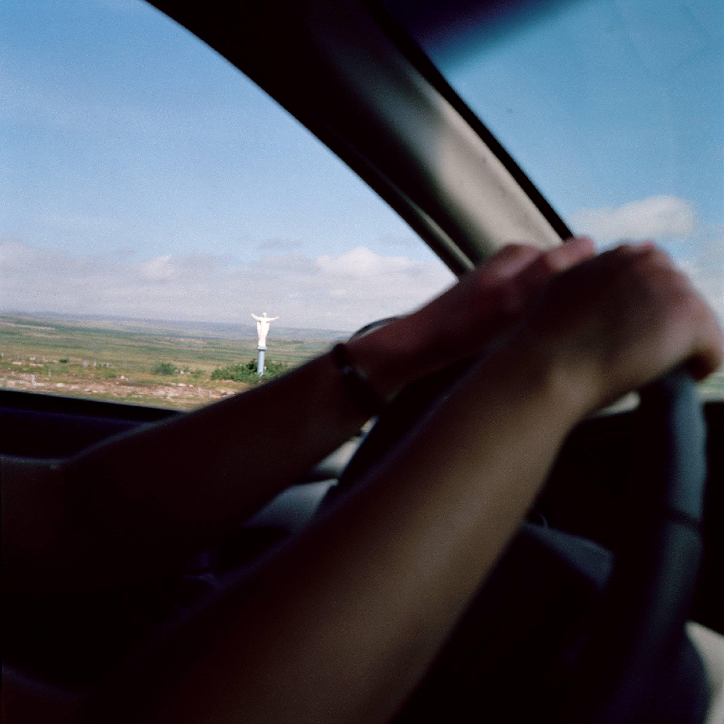marcher créer, périple autobiographique, territoire du Labrador au Québec, paysage, voiture, voyageurs