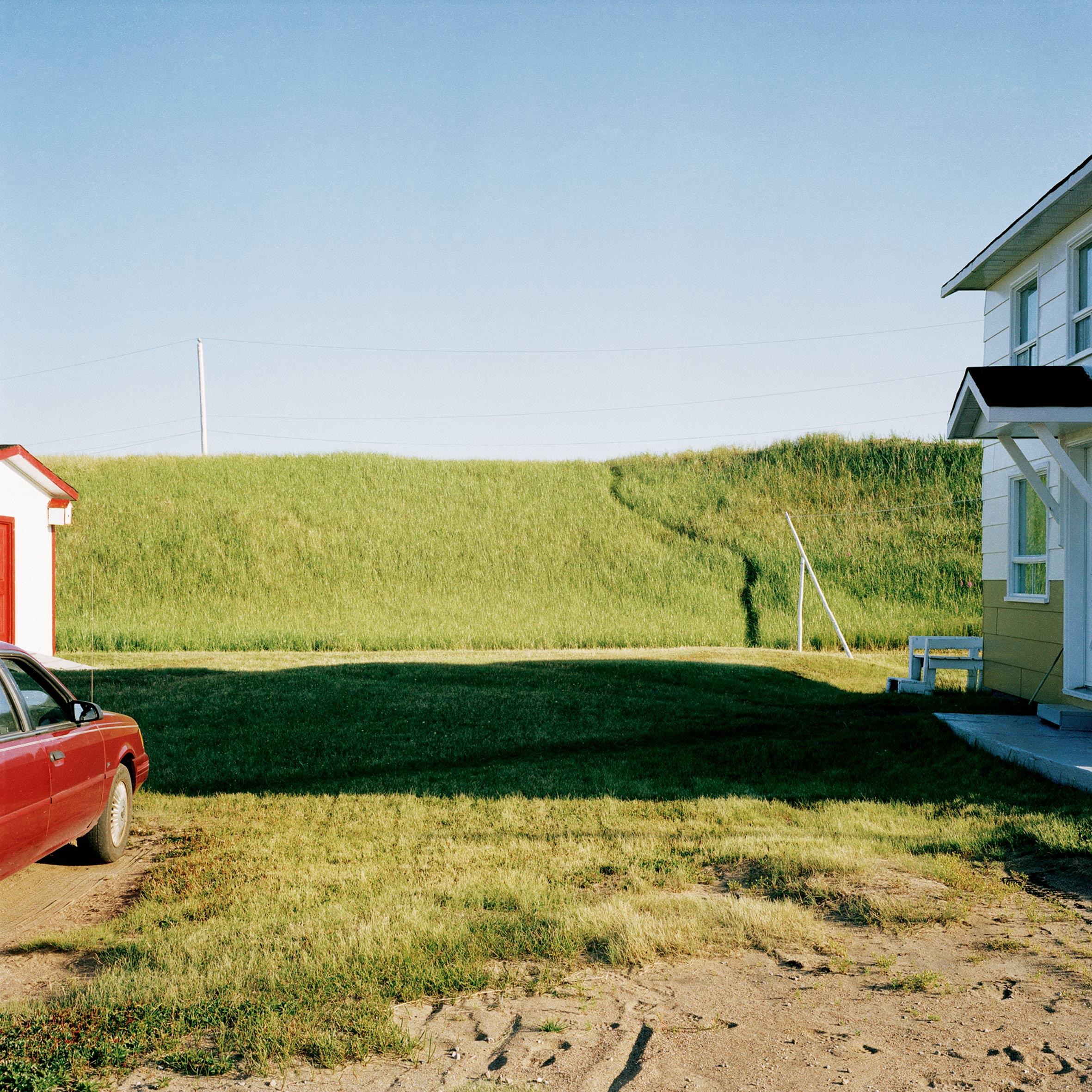 marcher créer, périple autobiographique, territoire du Labrador au Québec, paysage, paysage périurbain,