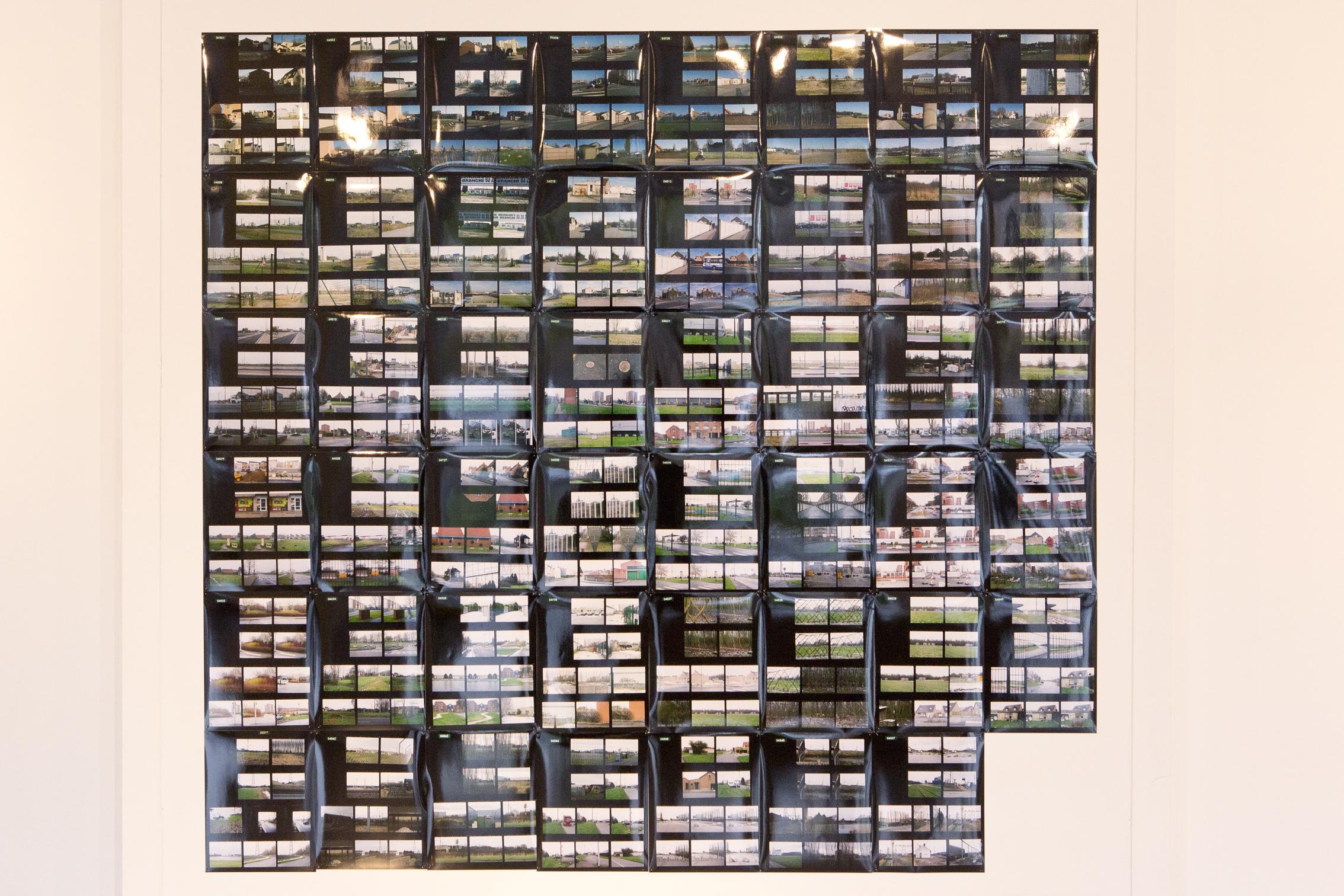 """marcher/créer, déambuler, parcourir, photographier le paysage, photographier le territoire, paysage urbain, paysage périurbain, paysage de campagne, territoire de la communauté urbaine de Dunkerque, ville de Grande-Synthe, exposition """"les 4 saisons"""" à la galerie Robespierre de Grande-Synthe,"""